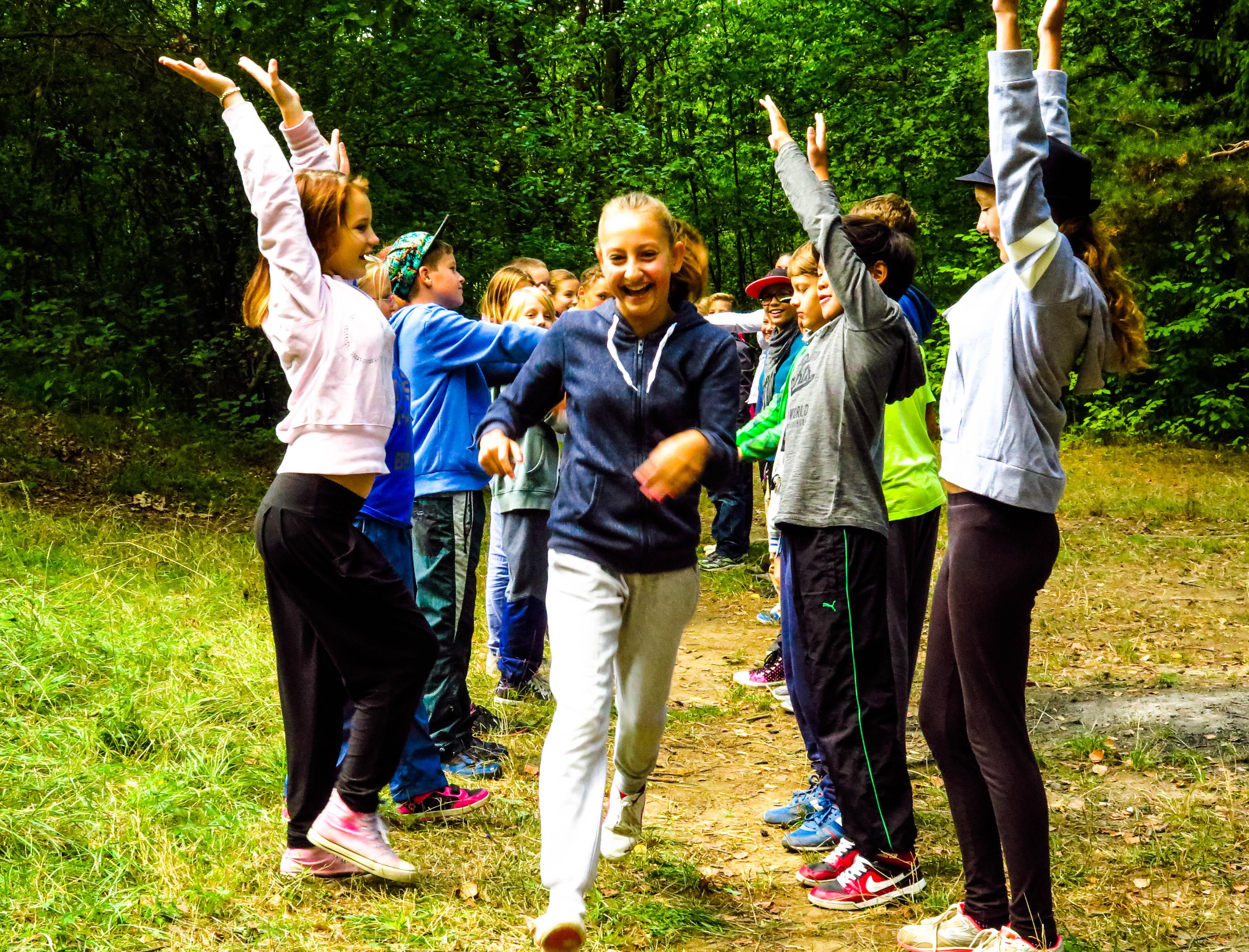 Škola v přírodě